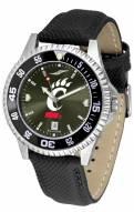 Cincinnati Bearcats Competitor AnoChrome Men's Watch - Color Bezel
