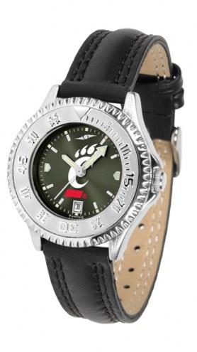 Cincinnati Bearcats Competitor AnoChrome Women's Watch