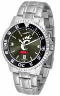 Cincinnati Bearcats Competitor Steel AnoChrome Color Bezel Men's Watch