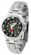 Cincinnati Bearcats Competitor Steel AnoChrome Women's Watch - Color Bezel