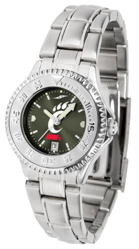 Cincinnati Bearcats Competitor Steel AnoChrome Women's Watch