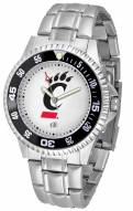 Cincinnati Bearcats Competitor Steel Men's Watch