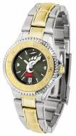 Cincinnati Bearcats Competitor Two-Tone AnoChrome Women's Watch