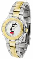 Cincinnati Bearcats Competitor Two-Tone Women's Watch