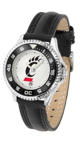 Cincinnati Bearcats Competitor Women's Watch