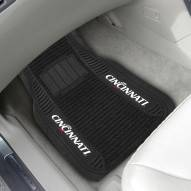Cincinnati Bearcats Deluxe Car Floor Mat Set