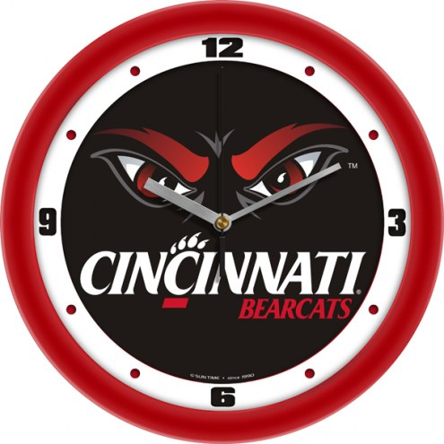 Cincinnati Bearcats Dimension Wall Clock