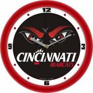 Cincinnati Bearcats Dimension Wall Clock
