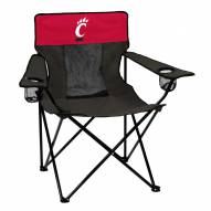 Cincinnati Bearcats Elite Tailgating Chair