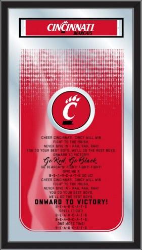Cincinnati Bearcats Fight Song Mirror