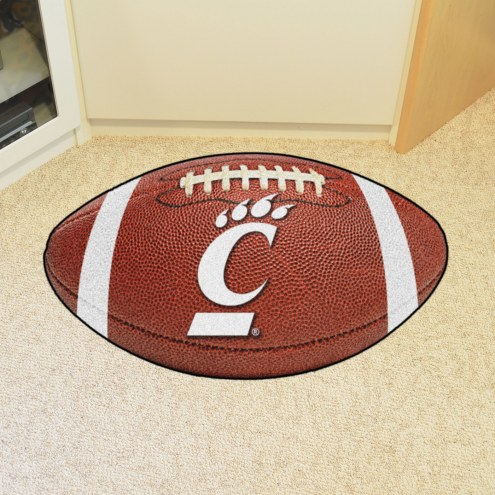 Cincinnati Bearcats Football Floor Mat