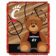 Cincinnati Bearcats Fullback Baby Blanket