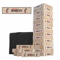 Cincinnati Bearcats Gameday Tumble Tower