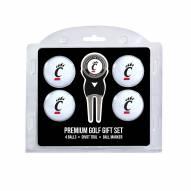 Cincinnati Bearcats Golf Ball Gift Set