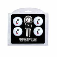 Cincinnati Bearcats Golf Ball Gift Set