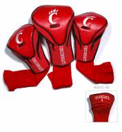 Cincinnati Bearcats Golf Headcovers - 3 Pack