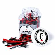 Cincinnati Bearcats 175 Golf Tee Jar
