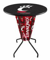 Cincinnati Bearcats Indoor Lighted Pub Table