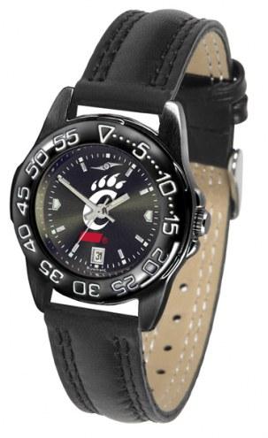 Cincinnati Bearcats Ladies Fantom Bandit AnoChrome Watch