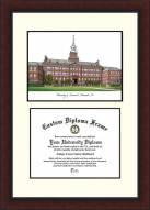 Cincinnati Bearcats Legacy Scholar Diploma Frame