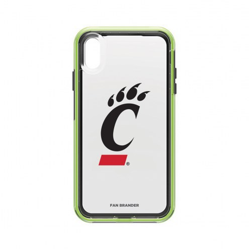 Cincinnati Bearcats LifeProof iPhone XS Max Slam Case
