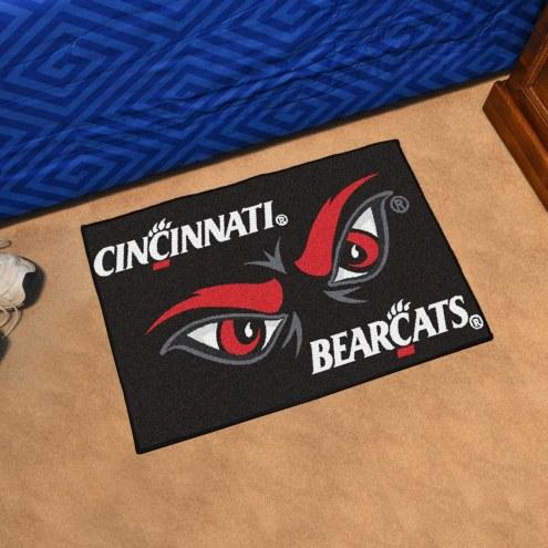 Cincinnati Bearcats Logo Starter Rug