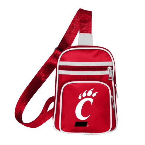 Cincinnati Bearcats Mini Cross Sling Bag