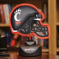 Cincinnati Bearcats Neon Helmet Desk Lamp