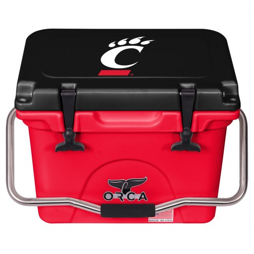 Cincinnati Bearcats ORCA 20 Quart Cooler