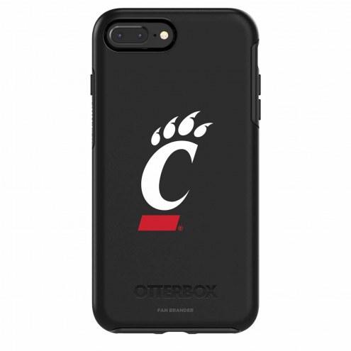 Cincinnati Bearcats OtterBox iPhone 8/7 Symmetry Black Case