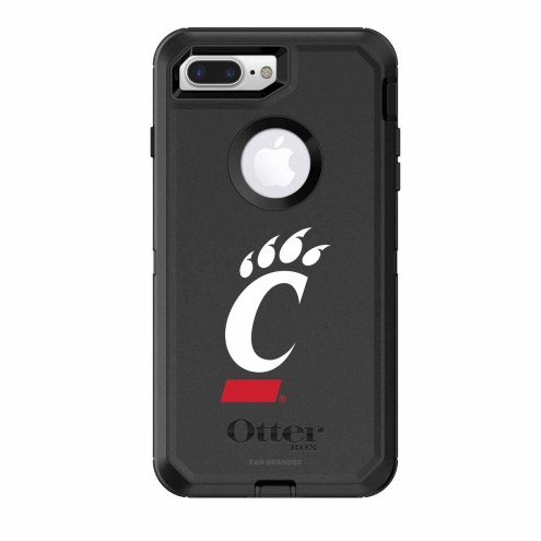 Cincinnati Bearcats OtterBox iPhone 8 Plus/7 Plus Defender Black Case