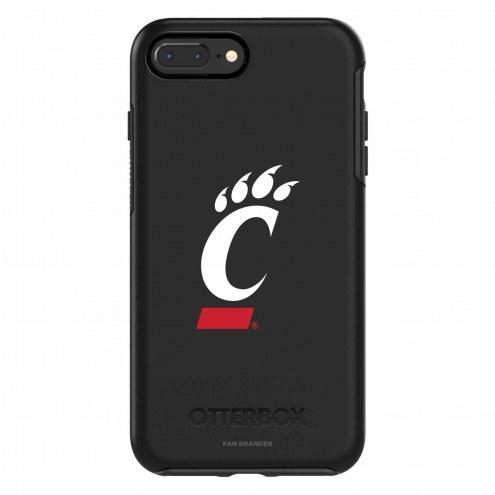 Cincinnati Bearcats OtterBox iPhone 8 Plus/7 Plus Symmetry Black Case