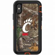 Cincinnati Bearcats OtterBox iPhone X Defender Realtree Camo Case