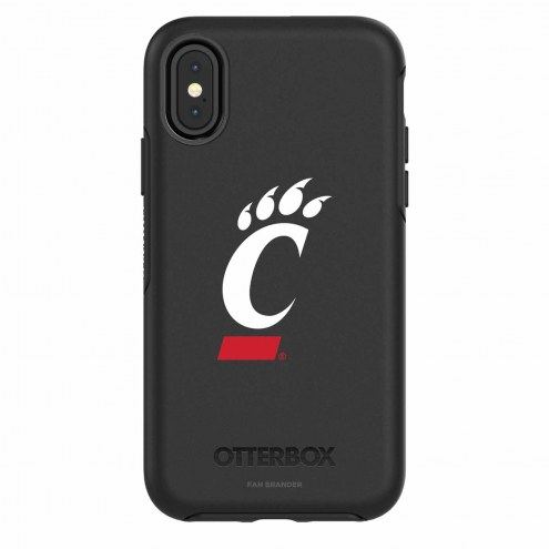 Cincinnati Bearcats OtterBox iPhone X Symmetry Black Case