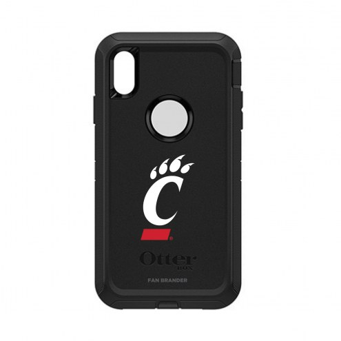 Cincinnati Bearcats OtterBox iPhone XS Max Defender Black Case