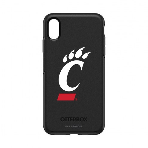 Cincinnati Bearcats OtterBox iPhone XS Max Symmetry Black Case