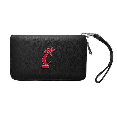 Cincinnati Bearcats Pebble Organizer Wallet