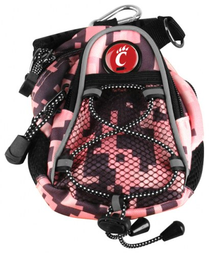 Cincinnati Bearcats Pink Digi Camo Mini Day Pack
