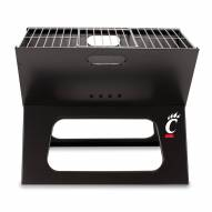 Cincinnati Bearcats Portable Charcoal X-Grill