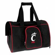 Cincinnati Bearcats Premium Pet Carrier Bag