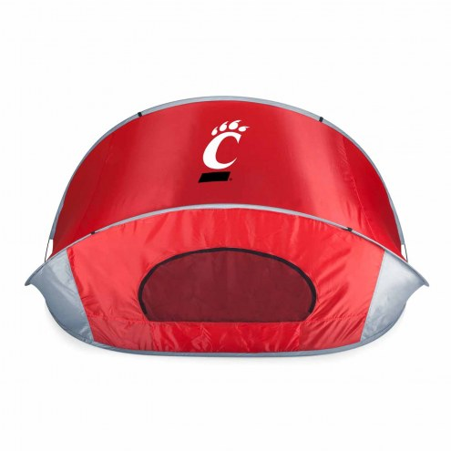 Cincinnati Bearcats Red Manta Sun Shelter