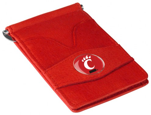 Cincinnati Bearcats Red Player's Wallet