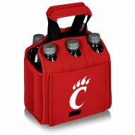 Cincinnati Bearcats Red Six Pack Cooler Tote