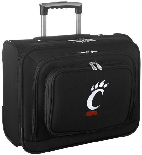 Cincinnati Bearcats Rolling Laptop Overnighter Bag