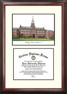 Cincinnati Bearcats Scholar Diploma Frame