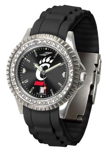 Cincinnati Bearcats Sparkle Women's Watch