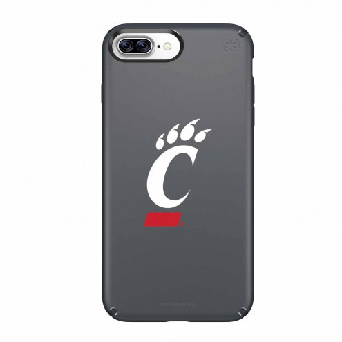 Cincinnati Bearcats Speck iPhone 8 Plus/7 Plus Presidio Black Case