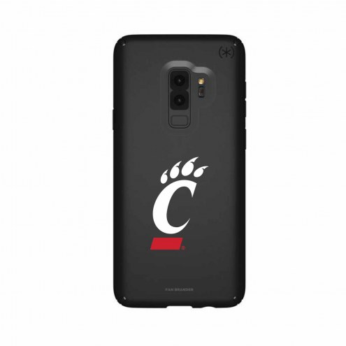Cincinnati Bearcats Speck Samsung Galaxy S9+ Presidio Black Case