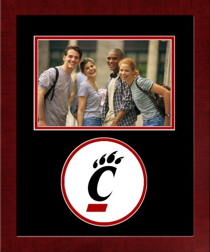 Cincinnati Bearcats Spirit Horizontal Photo Frame