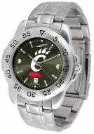 Cincinnati Bearcats Sport Steel AnoChrome Men's Watch
